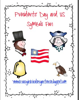 President's Day and U.S. Symbol Fun