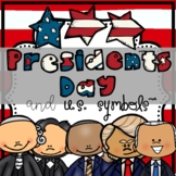 President's Day and U.S. Symbols Unit
