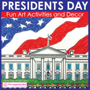 Presidents Day Coloring Pages, Art Activities and Decor