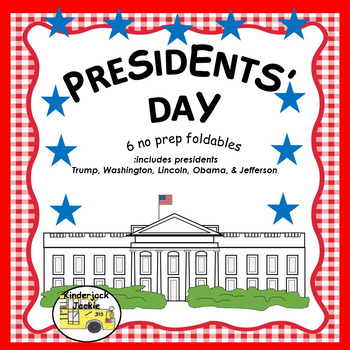 Presidents' Day (includes Donald Trump)