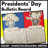 Presidents' Day for Big Kids: Research, Writing, Bulletin Board