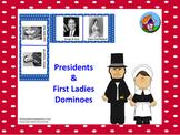 Presidents & First Ladies Dominoes