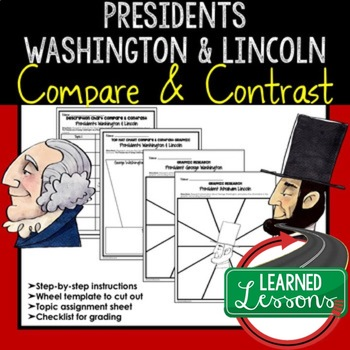 Presidents George Washington & Abraham Lincoln #presidentsdaydeals