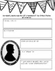 Presidents Graphic Organizers - George Washington and Abraham Lincoln
