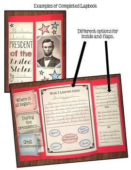 President Lapbook