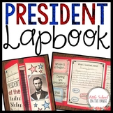 President Lapbook - President Research