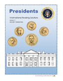 Presidents Lesson 7 - Lincoln Speeches