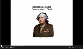 Presidents Power: Commander in Chief
