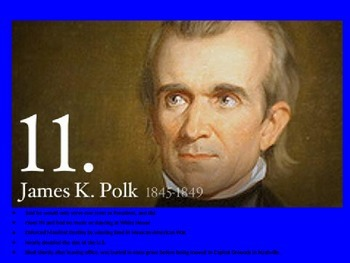 Presidents PowerPoint - Executive Branch, History, Government, U.S., American