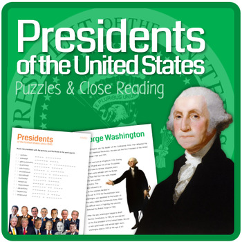 Presidents (Puzzles & Fun Stuff)