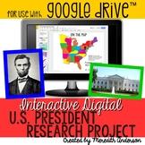 Presidents Research Digital Classroom Edition