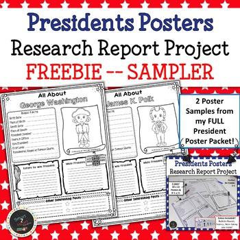 research report samples