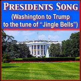 "Presidents Song (Washington to Trump to the tune of ""Jingle Bells"") Kathy Troxel"