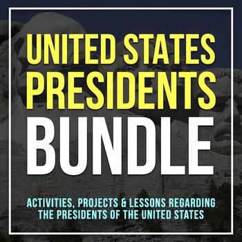 PRESIDENTS BUNDLE: Civics, Executive & Presidential Resources
