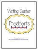 Presidents - Writing Center