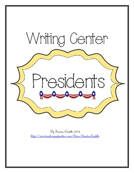Presidents - Writing Center