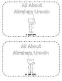Presidents and U.S. Symbols Printable Books
