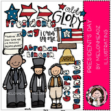 President's day clip art - by Melonheadz