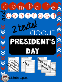Presidents day close read!