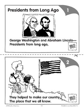Presidents from Long Ago