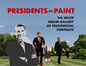 Presidents in Paint