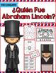 George Washington, Abraham Lincoln, Donald Trump, Presidents Day in SPANISH