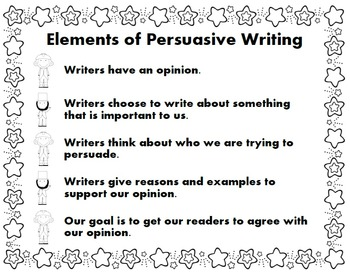 Presidents of America [Persuasive Writing] Writing Unit of Study