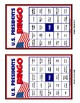 Presidents of the U.S. BINGO Game - for up to 30 players