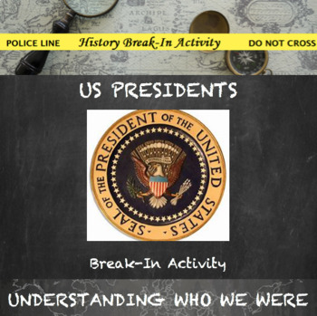 Presidents of the United States Break In Activity