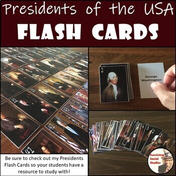 Presidents of the United States Identification Quiz