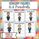 Presidents of the United States Sensory Figures