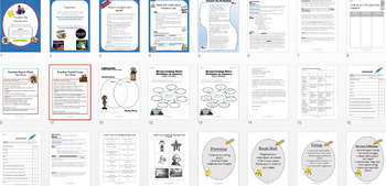 New & Revised! Presidents'Day Thematic Unit
