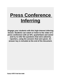 Press Conference Inferring