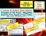 Press freedom and Free speech GCSE CITIZENSHIP 9-1