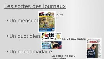 Press in France