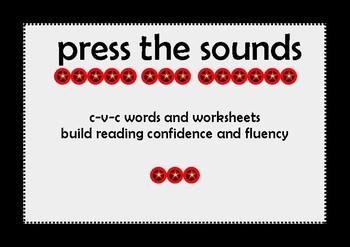 CVC short sounds
