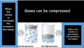 Physics Pressure, density and friction for grades 5,6 and 7 - a 7 lesson bundle