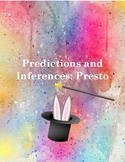 Presto: Predictions and Inferences Worksheet