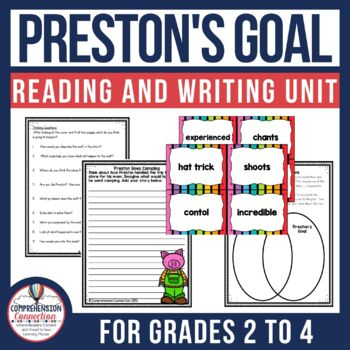 Preston's Goal Book Companion