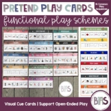 Pretend Play Cards | Functional Play Skills