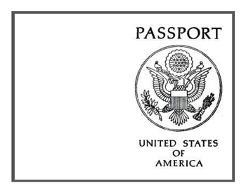 Pretend Play Passports