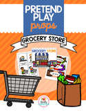 Pretend Play Props- Grocery Store