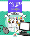 Pretend Play Props- Office