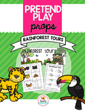 Pretend Play Props- Rainforest Tours
