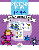 Pretend Play Props- Winter Wonderland