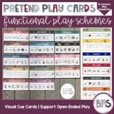 Pretend Play Visual Cards