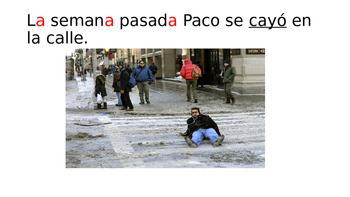 Preterit Pobre Paco