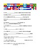 Preterit Regular and irregular verbs (worksheet)