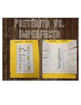 Preterit and Imperfect
