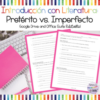 Preterit vs. Imperfect - Introduction with